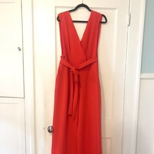 Red ASOS Jumpsuit - Never Worn!